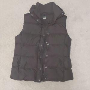 J.Crew puffy vest (Small)